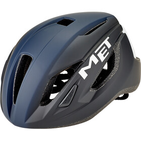 MET Strale Casco, blue/white